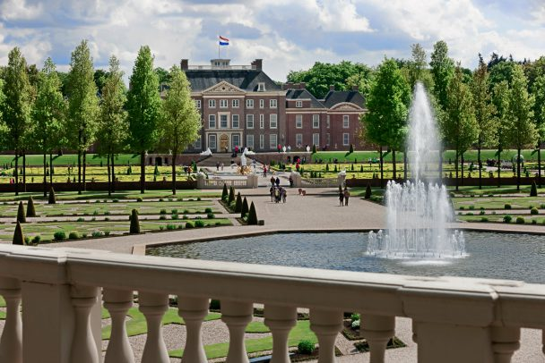 Paleis het Loo in de gemeente Apeldoorn